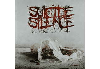 Suicide Silence - No Time To Bleed [CD]
