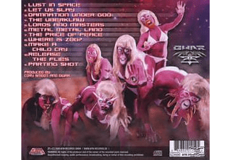 Gwar - Lust In Space [CD]