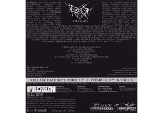 Otargos - Fuck God Disease Process - (CD)