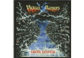 Vicious Rumors - Digital Dictator [CD]