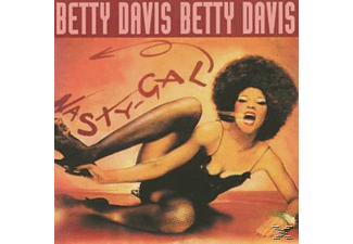 Betty Davis - NASTY GAL - (CD)