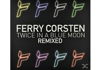 Ferry Costen - Twice In A Blue Moon Remixed [CD]