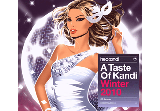 VARIOUS - Hed Kandi - A Taste Of Winter 2010 - (CD)