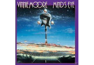 Moore Vinnie - Mind's Eye - (CD)