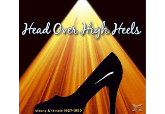 VARIOUS - Head Over High Heels - (CD)
