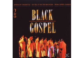 VARIOUS - Black Gospel - (CD)