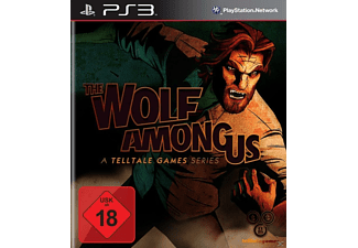 The Wolf Among Us [PlayStation 3]
