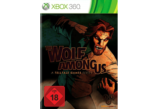 The Wolf Among Us [Xbox 360]