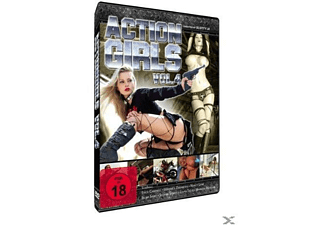 ACTIONGIRLS 4 [DVD]