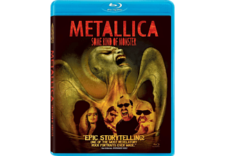 Metallica -  Some Kind Of Monster [Blu-ray]