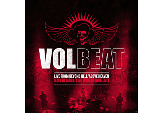 Volbeat - Live From Beyond Hell/Above Heaven - (Vinyl)