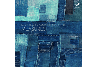 Nostalgia 77, Mönster - Measures - (CD)