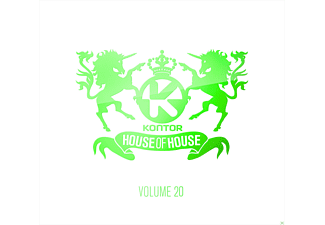 VARIOUS - Kontor House Of House Vol.20 - (CD)