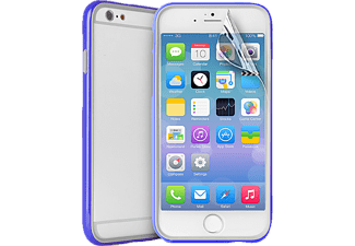 PURO PU-111976, Bumper, iPhone 6 Plus, Hellblau