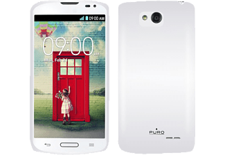 PURO PU-107894 Back Case Silicon Collection, Backcover, L90, Transparent