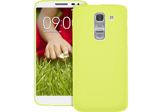 PU-111280 Back Case Ultra Slim 0.3 Backcover LG G2 mini Polycarbonat Lime Green
