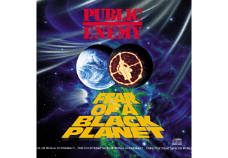 Public Enemy - Fear Of A Black Planet (Limited Reissue) [Vinyl]