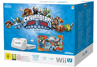NINTENDO-Wii-U-Skylanders-Trap-Team-Bund
