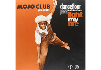 VARIOUS - Mojo Club Vol.4-Light My Fire - (Vinyl)