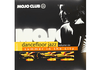 VARIOUS - Mojo Club Vol.6-Summer In The City - (Vinyl)