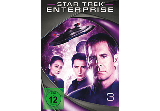 Star Trek: Enterprise - Staffel 3 - (DVD)