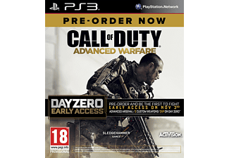 ARAL Call of Duty: Advanced Warfare Day Zero PlayStation 3