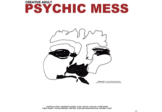 Creative Adult - Psychic Mess - (Vinyl)