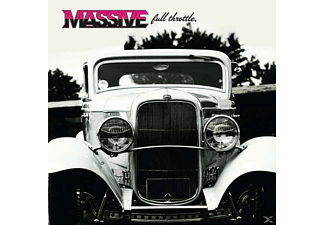 Massive - Full Throttle (Black Vinyl) - (Vinyl)