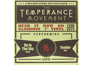 The Temperance Movement - Up In The Sky/Tender - (Vinyl)
