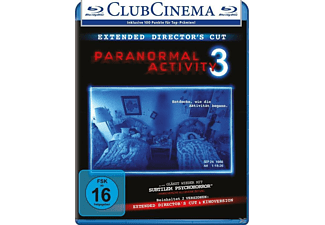 Paranormal Activity 3 - Extended Director's Cut - (Blu-ray)