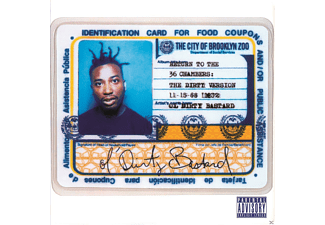 Ol' Dirty Bastard - RETURN TO THE 36 CHAMBERS [Vinyl]