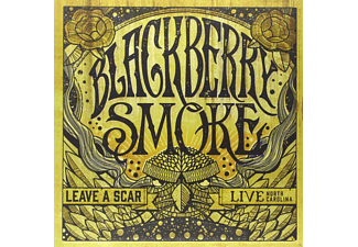 Blackberry Smoke - Leave A Scar-Live In North Carolina (Double Viny - (Vinyl)