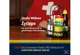 Zytlupe - 1 CD - Humor/Satire