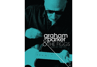 Graham & The Figg Parker - Live At The Ftc [DVD + CD]