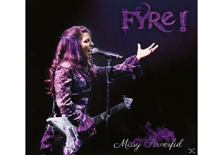 Fyre - Missy Powerful (Digi+Bonus Tracks) [CD]