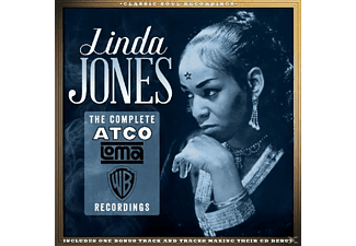 Linda Jones - Complete Atco-Loma-Wb - (CD)