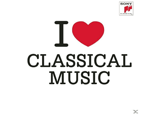 VARIOUS - I Love Classics - (CD)