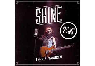 Bernie Marsden - Shine - (LP + Download)