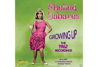 Shelley Faberes - Growing Up-1962 Recording [CD]