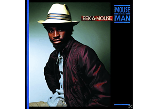 Eek-A-Mouse - The Mouse And The Man - (Vinyl)