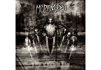 My Dying Bride - A Line Of Deathless Kings (Limited Edition) - (Vinyl)