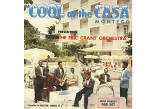 Grant,Eric Orchestra,The - Cool At The Casa Montego - (CD)