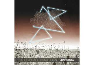 Junksista - High Voltage Confessions - (CD)