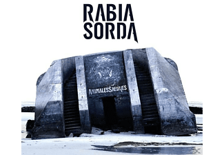 Rabia Sorda - Animales Salvajes - (Maxi Single CD)