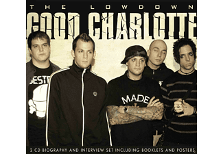 Good Charlotte - The Lowdown - (CD)