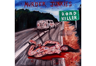 The Murder Junkies - Road Killer - (Vinyl)