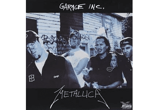 Metallica Garage Inc. CD