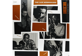 Art Blakey, Hank Mobley, Don Byrd, Doug Watkins - Jazz Messengers - (Vinyl)