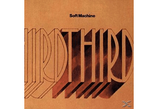 Soft Machine - Third - (Vinyl)