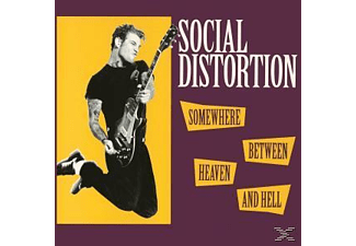 Social Distortion - Somewhere Between Heaven And Hell - (Vinyl)